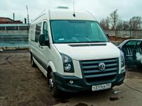 Лаборатории, Мастерские Volkswagen Crafter L4H2