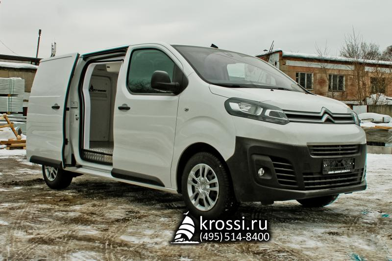 Фургон рефрижератор Citroen Jumpy New L3H1